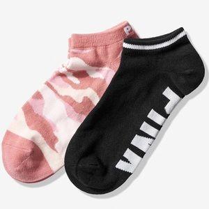 Victoria's Secret PINK Low-Show Socks NEW